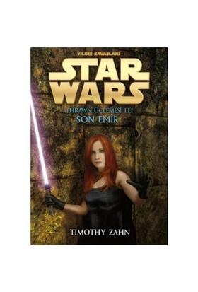 Star Wars Son Emir / Thrawn Üçlemesi 3. Kitap - Timothy Zahn