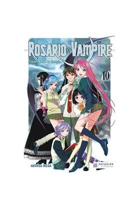 Rosario, Vampire: Tılsımlı Kolye Ve Vampir 10-Akihisa İkeda