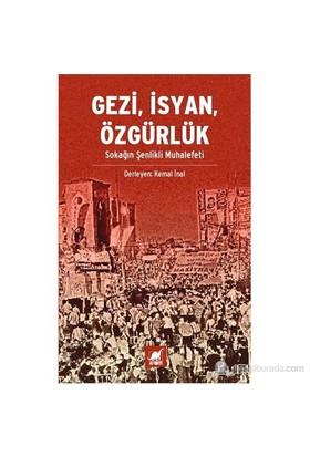 Gezi, İsyan, Özgürlük-Derleme