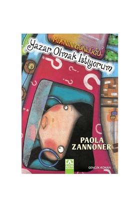 Yazar Olmak İstiyorum-Paola Zannoner