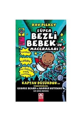 Süper Bezli Bebek'in Maceraları - Dav Pilkey