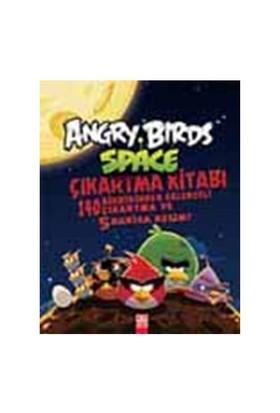 Angry Birds Space - Çıkartma Kitabı-Kolektif