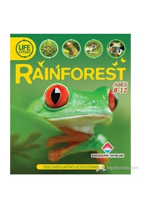 Life Cycles - Rainforest (Discover Earth'S Ecosystems)-Sean Callery