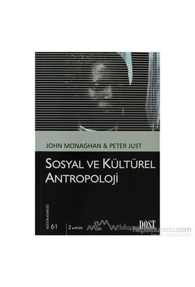 Sosyal Ve Kültürel Antropoloji
