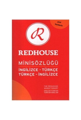 Redhouse Mini Sözlüğü (İngilizce - Türkçe Türkçe - İngilizce - Hüseyin Vatan