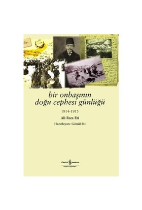 Bir Onbaşının Doğu Cephesi Günlüğü-Ali Rıza Eti