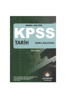 Uğur KPSS Genel Kültür (Tarih) Konu Anlatımlı