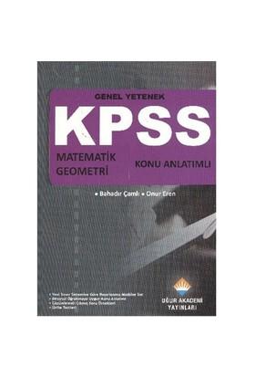 Uğur KPSS Genel Yetenek (Matematik-Geometri) Konu Anlatımlı