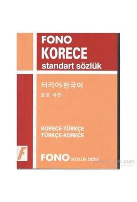 Korece/Türkçe-Türkçe/Korece Standart Sözlük-Kolektif