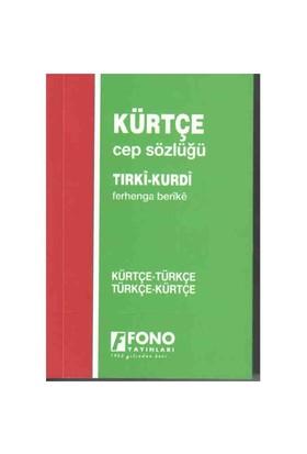 Kürtçe, Türkçe - Türkçe, Kürtçe Standart Sözlük (Cep Sözlüğü)-Mikail Bülbül