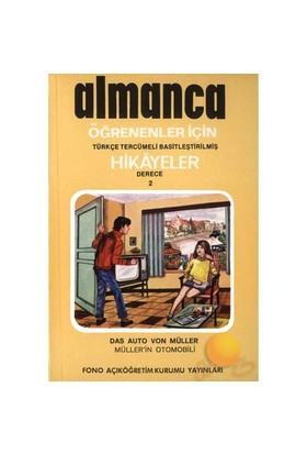 FONO MÜLLER'İN OTOMOBİLİ (DER.2-C) (ALMANCA)
