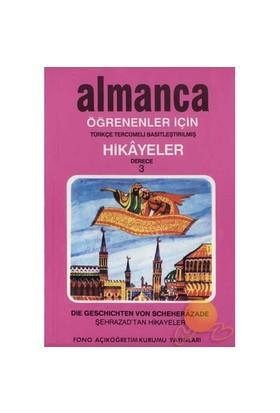 Fono Şehrazat'tan Hikayeler (DER.3-A) (Almanca)
