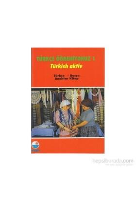 Türkçe Öğreniyoruz 1-Türkçe-Rusça / Anahtar Kitap