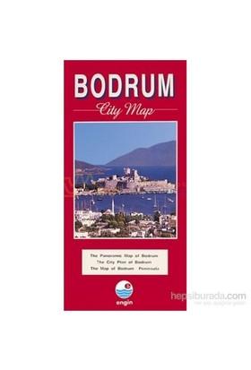 Bodrum City Map-Mehmet Hengirmen