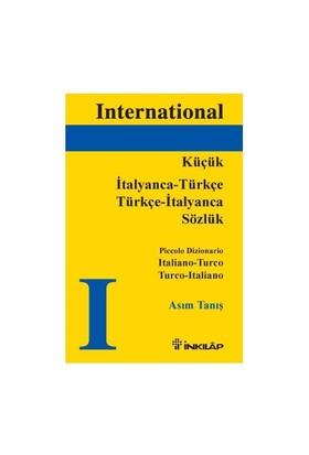Int'L İtalyanca-Türkçe-İtalyanca-Asım Tanış