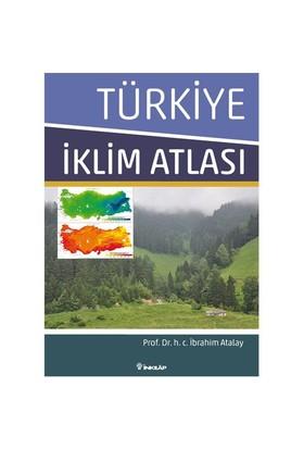 Türkiye İklim Atlası-İbrahim Atalay