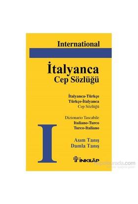 İtalyanca-Türkçe İtalyanca Cep Sözlük-Damla Tanış