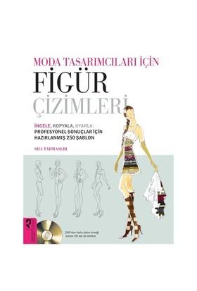 Moda Tasarımları İçin Figür Çizimleri - Sha Tahmasebi