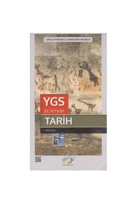 Fdd Ygs Tarih El Kitabı - Halit Derya