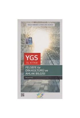 Fdd Ygs Felsefe İle Din Kültürü Ve Ahlak Bilgisi El Kitabı - Meryem Tunç