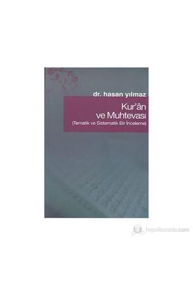 Kur'An Ve Muhtevası-Hasan Yılmaz