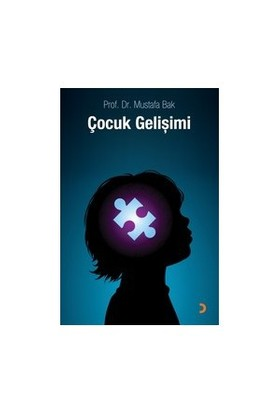 Çocuk Gelişimi-Mustafa Bak