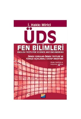 Üds Fen Bilimleri - English Tests For Science And Engineering