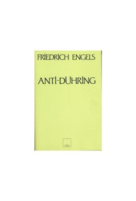 Anti Dühring-Friedrich Engels