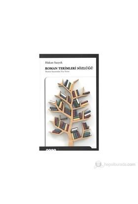 Roman Terimleri Sözlüğü-Hakan Sazyek