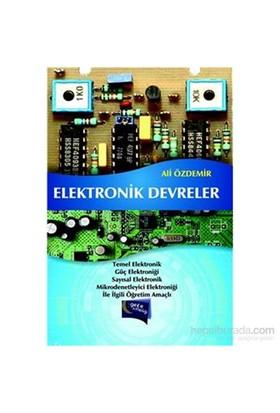 Elektronik Devreler - Ali Özdemir