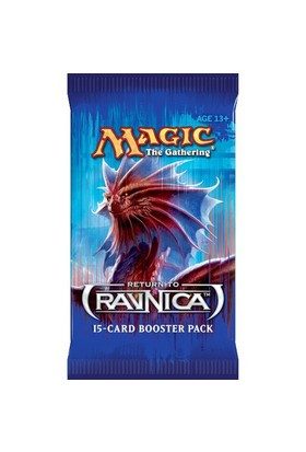 Magic The Gathering Magic The Gathering Return To Ravnica Booster Pack