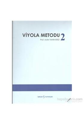 Viyola Metodu 2-Ayfer Tanrıverdi