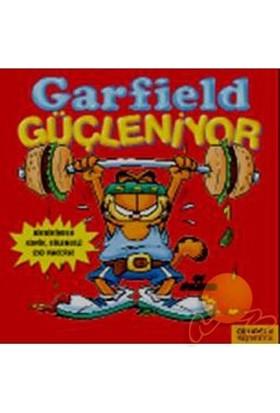 Garfield Güçleniyor - Jim Davis