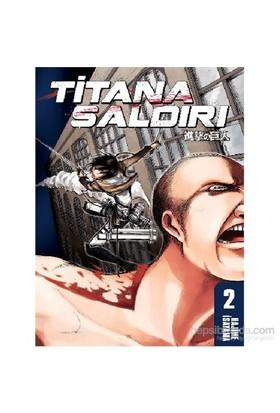 Titana Saldırı 2 - Hajime İsayama