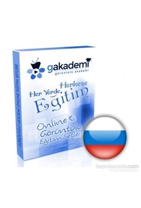 Pratik Rusça Online Görüntülü Eğitim Seti (Başlangıç-Orta-İleri-İş-Düzeyi)