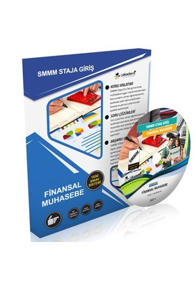 Smmm Staja Giriş Finansal Muhasebe Eğitim Seti 7 Dvd