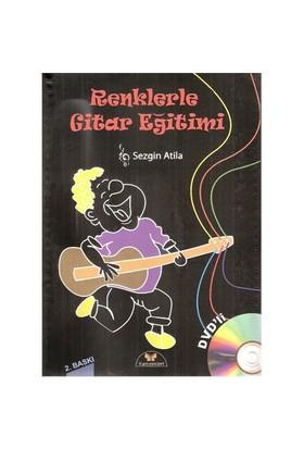 Renklerle Gitar Eğitimi Dvd'Li - Sezgin Atilla