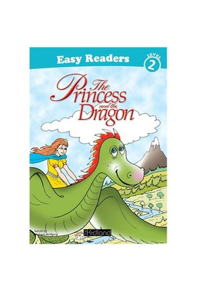 The Princess And The Dragon (Level 2)-Michael Wolfgang