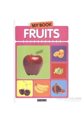 My Book Fruits-Kolektif