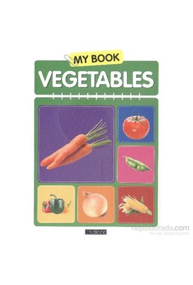 My Book Vegetables-Kolektif