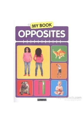 My Book Opposites-Kolektif