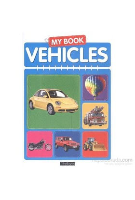 My Book Vehicles-Kolektif