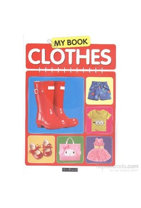 My Book Clothes-Kolektif