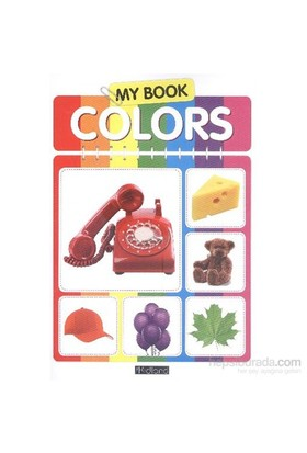 My Book Colors-Kolektif