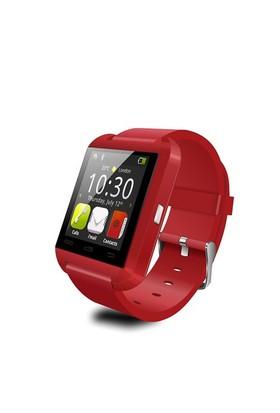 WATCH X1 Kırmızı iOS ve Android Uyumlu Akıllı Saat - 180.02.07