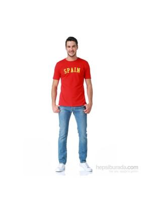 İspanya Taraftar Tshirt