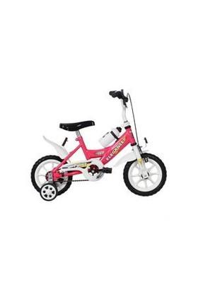 """Dilaver Elegance 12"""" Çocuk Bisikleti Pembe"""