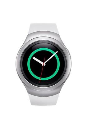 Samsung Galaxy Gear S2 Akıllı Saat (Android ve iPhone Uyumlu) - Beyaz SM-R7200ZWATUR (Samung Türkiye Garantili)