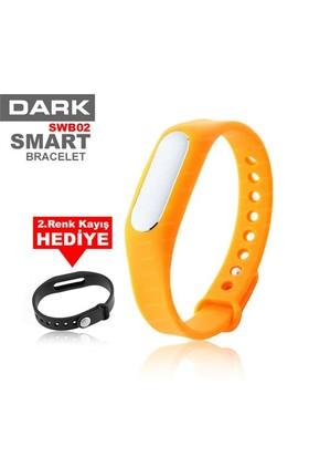 Dark SWB02 Slim&Fit Akıllı Bileklik (Turuncu) (DK-AC-SWB02OR)