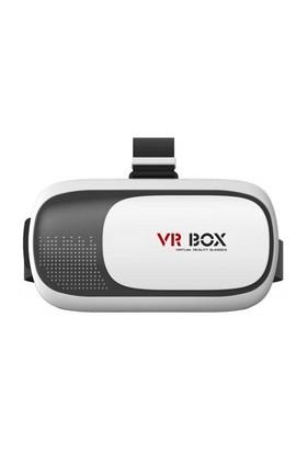 Azemax Vr Box 2.0 Google Cardboard 3D Sanal Gerçeklik Gözlüğü + Bluetooth Kumanda